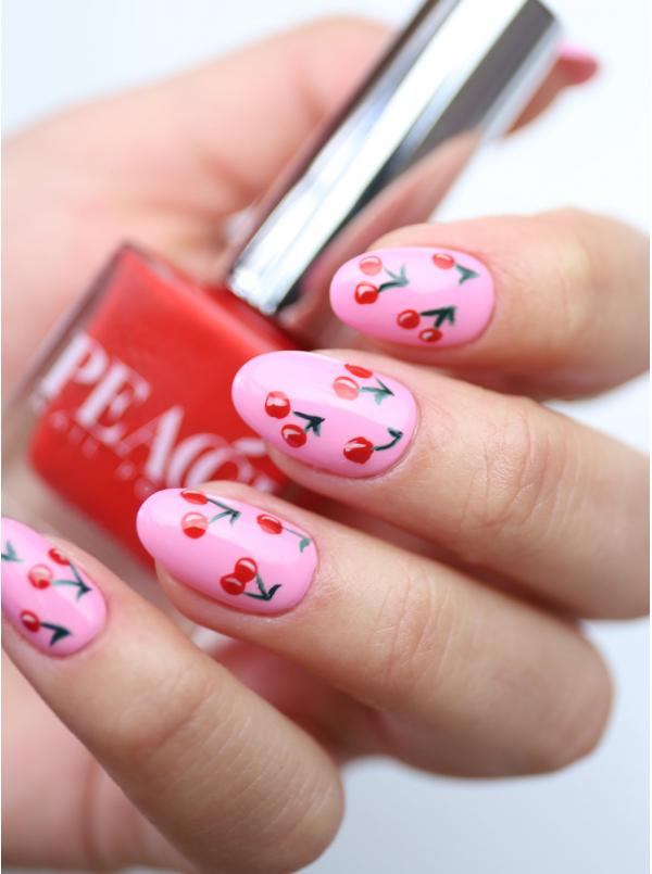 Cherry Nail Art Kit