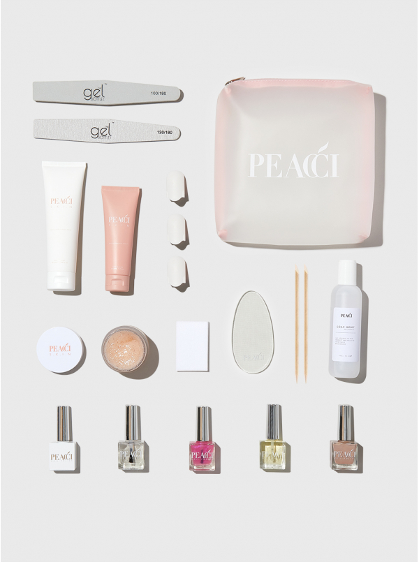 Basic Gel Removal & Nail Nutrition Kit