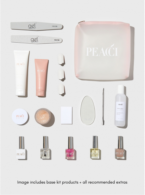 Gel Removal & Nail Nutrition Kit